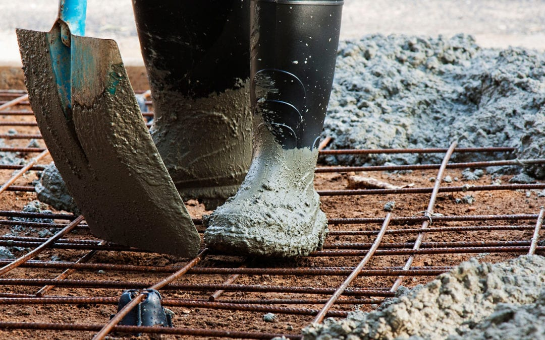 """What is the difference between a """"cubic yard"""" and a """"square yard"""" when referring to ready mix concrete?"""